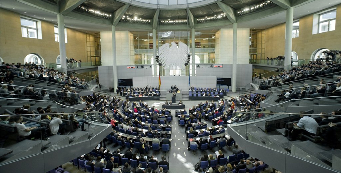 German Bundestag / Marc-Steffen UNGER