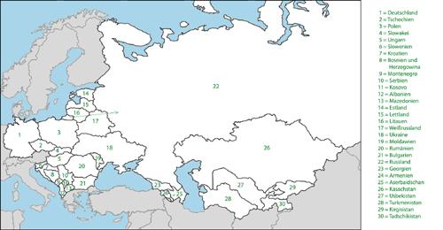 Karte Europa Asien.Die Landkarten Russland Und Europa Anstageslicht De